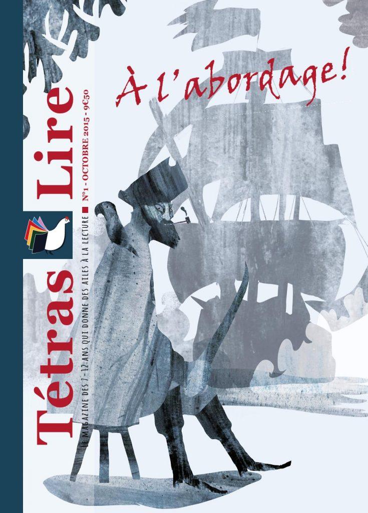 À L'ABORDAGE – Un TétrasLire à télécharger gratuitement