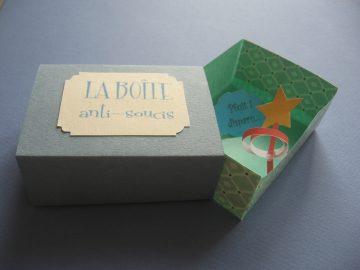 Les boîtes à bonheur: un cadeau à faire soi-même