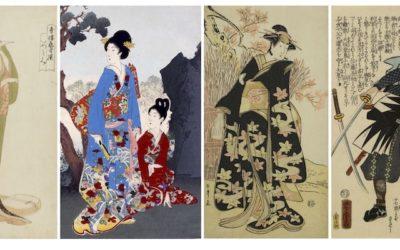 Les coloriages japonais
