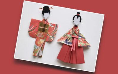 Des jolies poupées japonaises