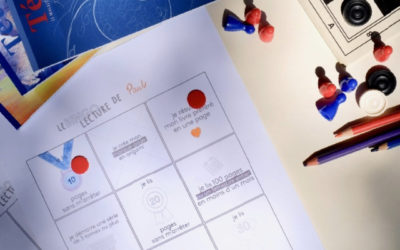 Le Bingo-Lecture de TétrasLire