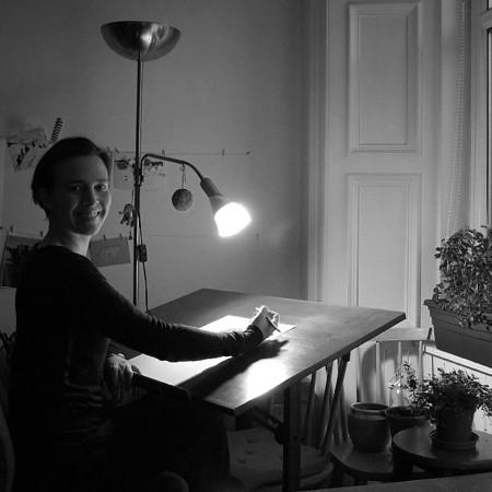 Marie Alice Harel Illustratrice jeunesse