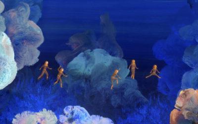Lire des histoires de mers et d'océans