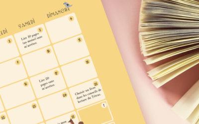 Les calendriers-lecture de TétrasLire