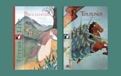 Fiches pédagogiques Brocéliande & Tournoi