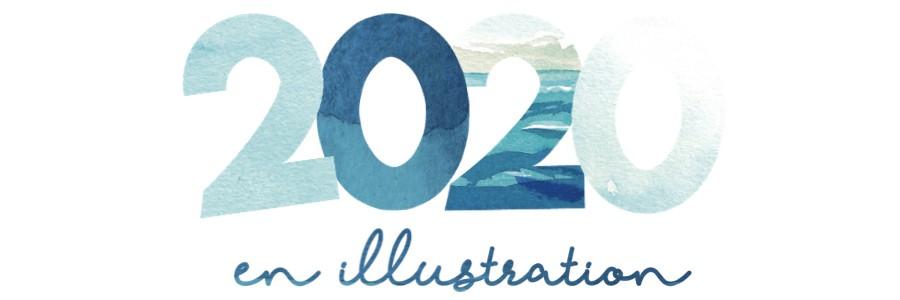 2020 en illustrations