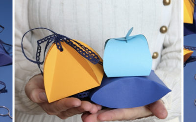 Réaliser de jolies boîtes-cadeau