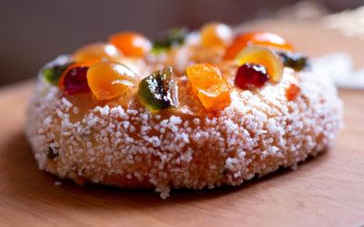 La recette de la couronne des rois provençale