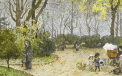 Félix Brard, peintre des joies quotidiennes