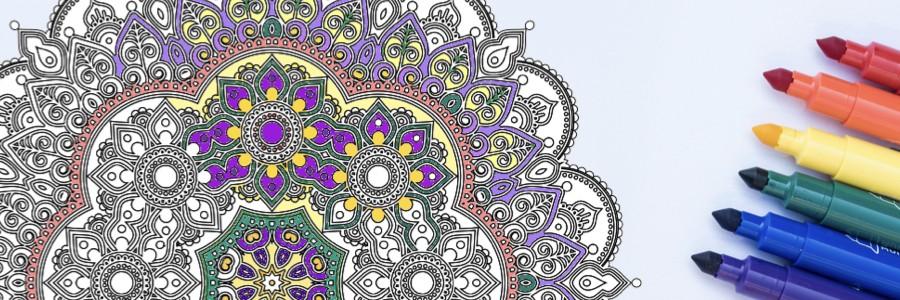 Des coloriages indiens