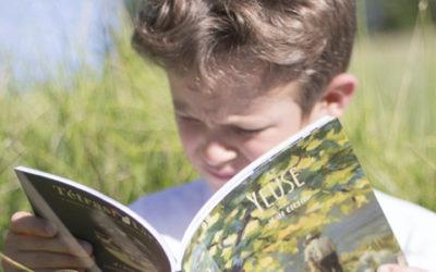 Une sélection de lectures estivales pour les enfants