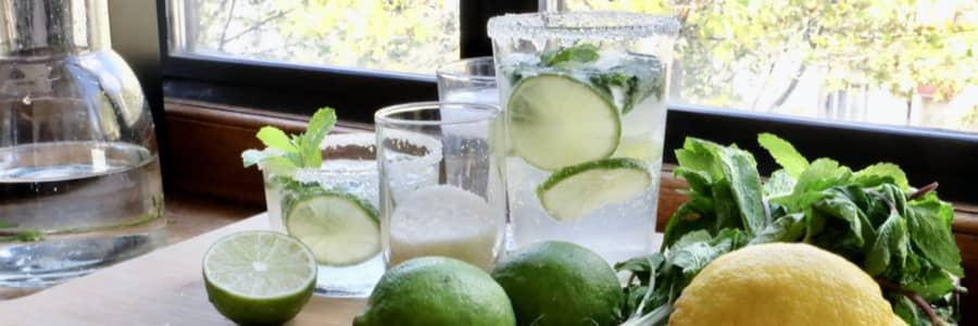3 recettes de boissons fraîches pour désaltérer les détectives en planque