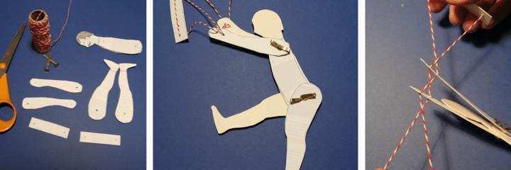 Brico : un gymnaste tout en souplesse