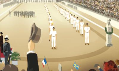 Au sommaire d'Olympique, le TétrasLire n°67